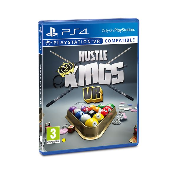 SONY PS VR Oyun : Hustle Kings