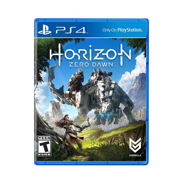 Sony PS4 Oyun : Horizon: Zero Dawn