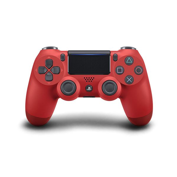 SONY PS4 Dualshock 4 Controller Magma Red v2