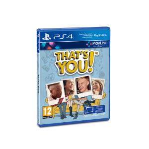 SONY PS4 Oyun: That's You