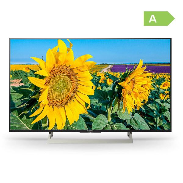 SONY 49XF8096 49'' 123 CM 4K UHD ANDROID SMART TV,DAHİLİ UYDU ALICI