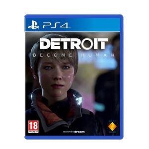 SONY PS4 Oyun : Detroit: Become Human
