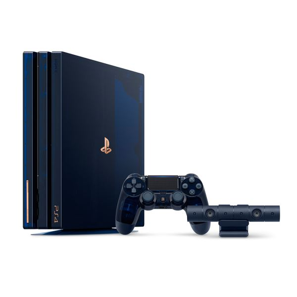 Playstation 4 Vs Pro >> Sony Ps4 Pro 2 Tb 500 Million Limited Edition Chassis Eur Black Oyun