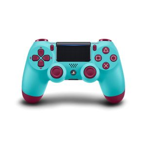 SONY PS4 Dualshock Controller Berry Blue v2