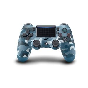 SONY PS4 Dualshock Controller Blue Camouflage v2