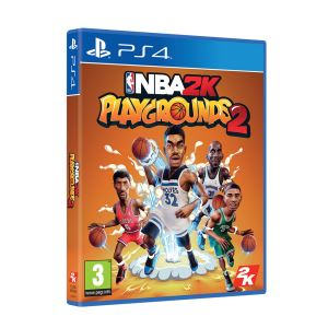 SONY PS4 Oyun: NBA Playgrounds 2