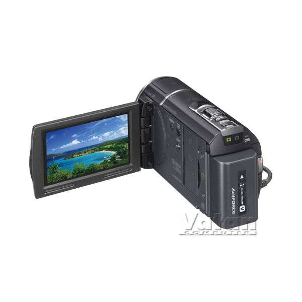 SONY HDR-CX260VE VİDEO KAMERA