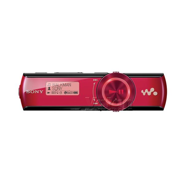 SONY NWZB172FR  2GB  FM RADYO KIRMIZI MP3 PLAYER
