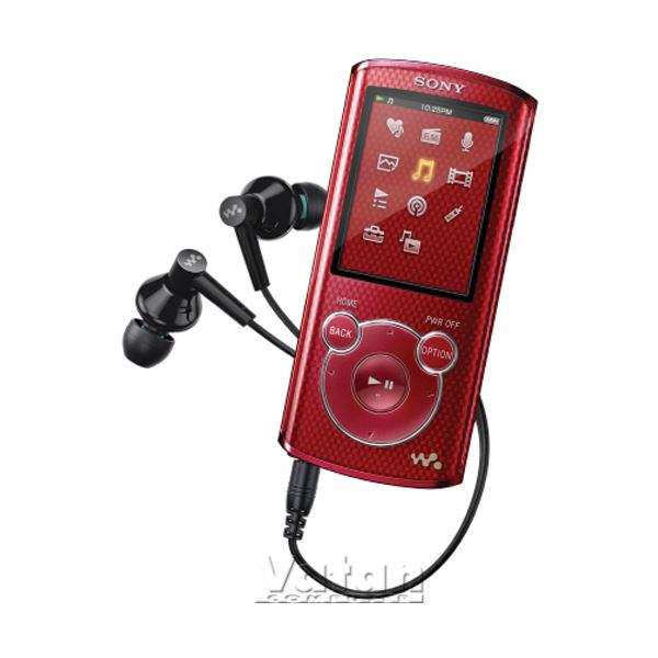 NWZE463R MP4 PLAYER (KIRMIZI)