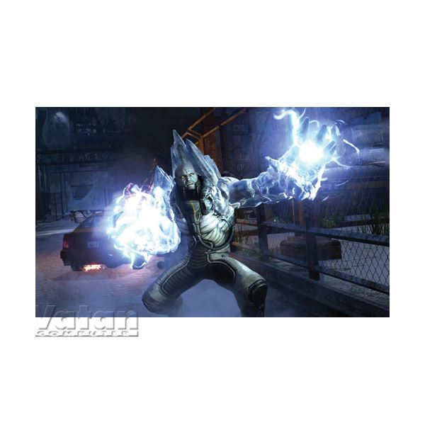 SONY PS3 Oyun : Infamous 2