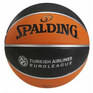 Spalding TF-150 Basket Topu Turkish Airlines Euroleague Basketbol FNS-TOPBSKSPA260