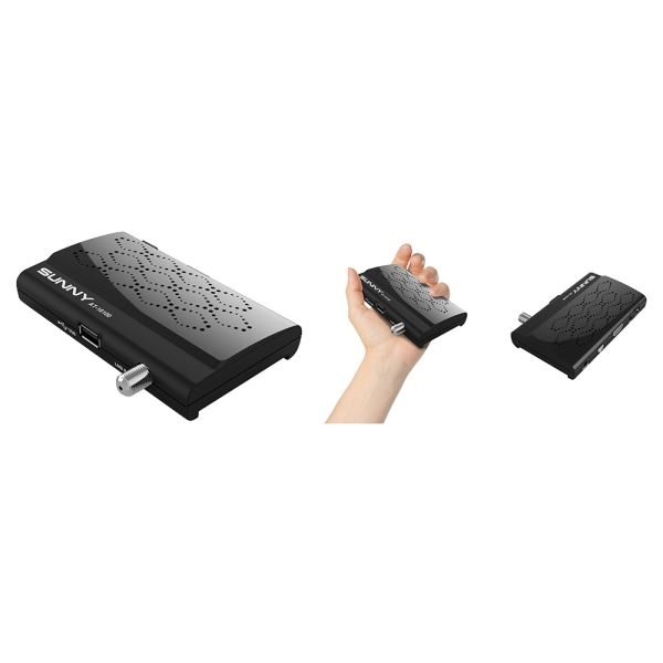 SUNNY AT-16100 MİNİ FULL HD UYDU ALICISI