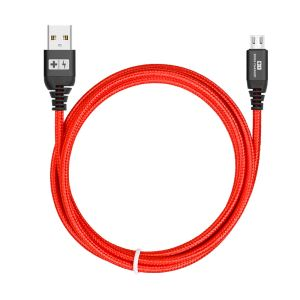 SWİSSCHARGER SCC-10030 MİCRO USB ŞARJ VE DATA KABLOSU 3M