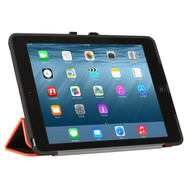 THZ522EU 3D PROTECTİON IPAD AİR2 KILIF- (SİYAH)