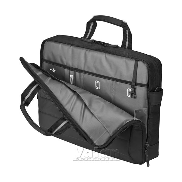 TST234EU PEWTER TOPLOAD 15.6'' NOTEBOOK ÇANTASI- (GRİ)