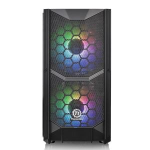 THERMALTAKE COMMANDER C35 TEMPERED GLASS RGB 2x200mm FANLI MidT GAMİNG KASA