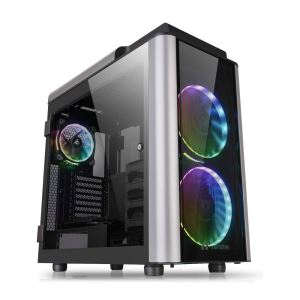 THERMALTAKE LEVEL 20 GT RGB PLUS EDITION 2x200mm+1x140mm RIING PLUS FANLI KASA