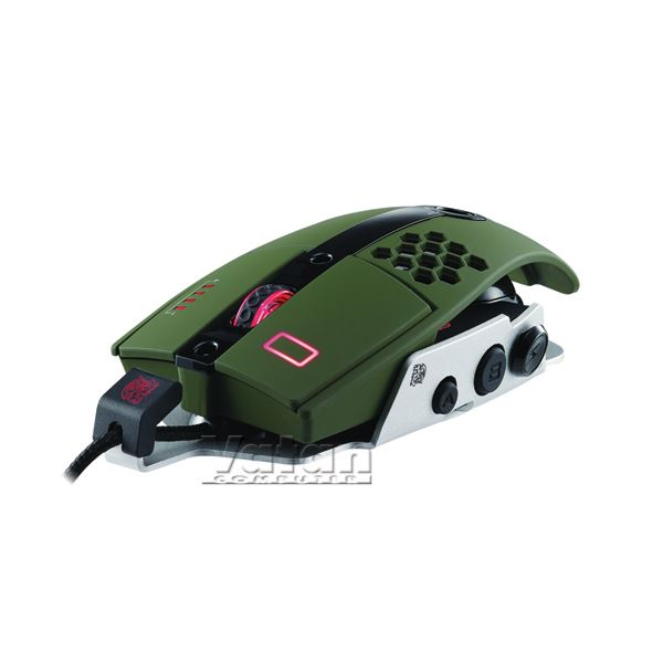 THERMALTAKE Tt eSPORTS LEVEL 10 M Yeşil Gaming Mouse