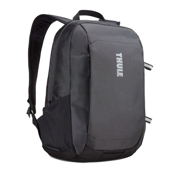 Enroute 13L Notebook Sırt Çanta, Black 13