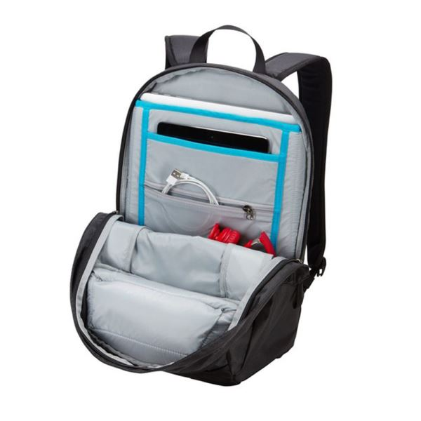 Enroute 18L Notebook Sırt Çanta, Black 15