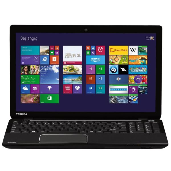 TOSHIBA SATELLITE L50 CORE İ7 4700MQ 2.4GHZ-8GB-1TB-2GB-15.6-W8.1 NOTEBOOK