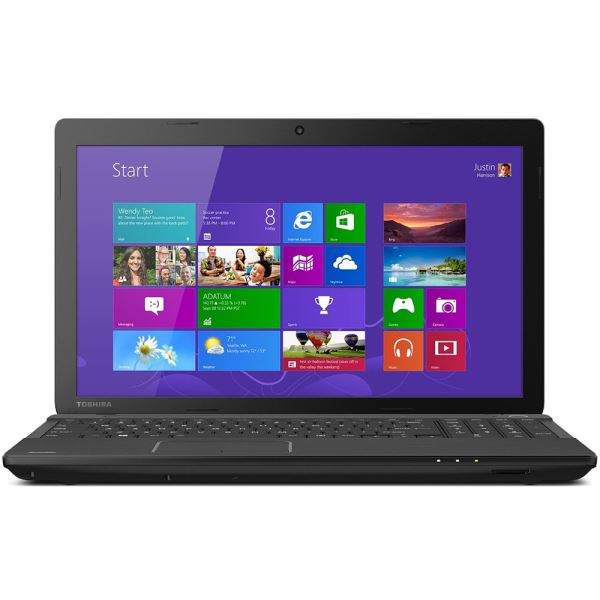 TOSHIBA SATELLİTE AMD A4 1.5GHZ-4GB-500GB-15.6