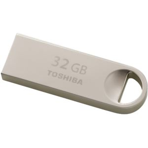 Toshiba 32GB Metal USB 2.0 USB Bellek