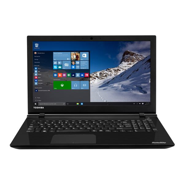 TOSHIBA SATELLITE L50 CORE İ5 5200U 2.20GHZ-4GB-256SSD-2GB-15.6 HD-W8.1 NOTEBOOK