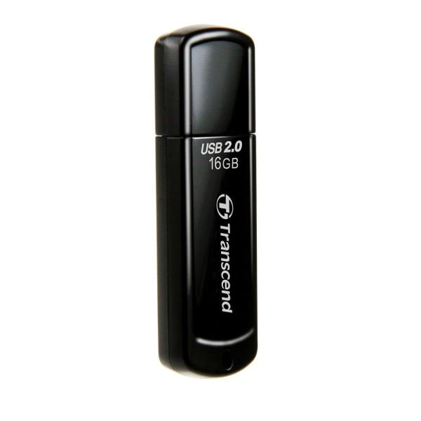 TRANSCEND 16GB JetFlash 350 USB 2.0 USB Bellek