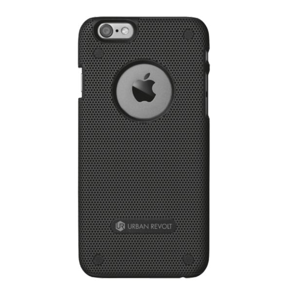 20328 TRUST URBANREVOLT ENDURE GRİP & PROCTİON CASE IPHONE6 KILIF- (SİYAH)