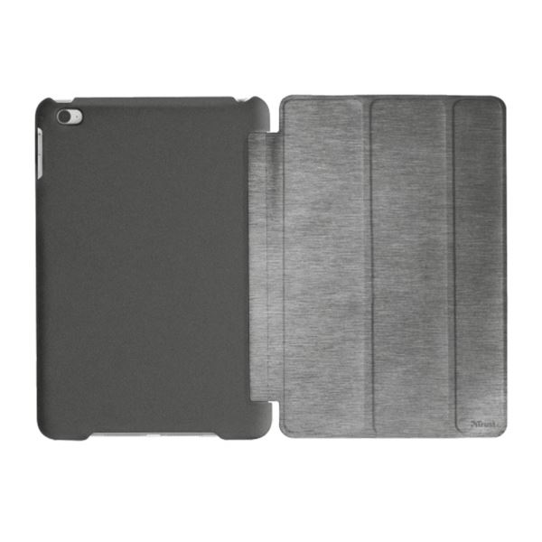 21104 TRUST IPAD MİNİ 4 SMART CASE & STAND- (GÜMÜŞ)