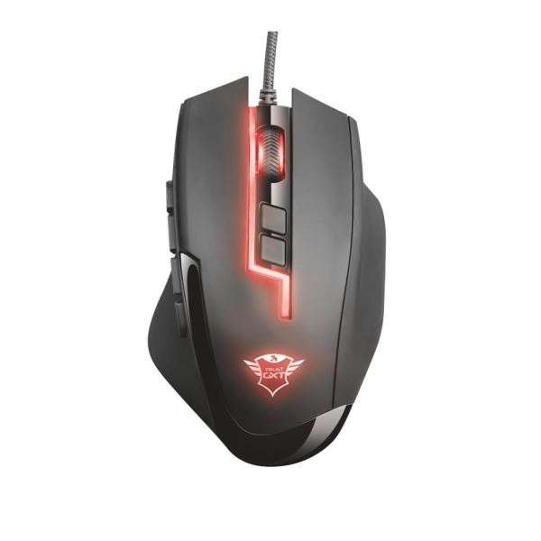 TRUST 21726 RGB GXT164  MMO GAMING MOUSE