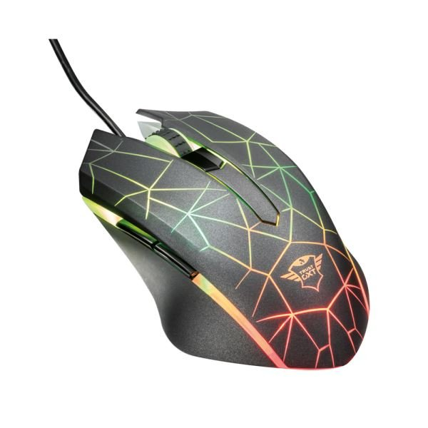 TRUST 21813 RGB GXT170 HERON GAMING MOUSE