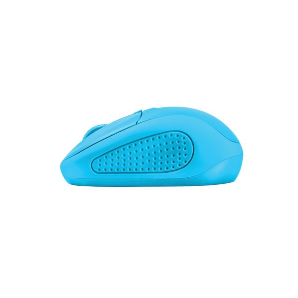 TRUST 21921 Primo Wireless Mouse - neon blue