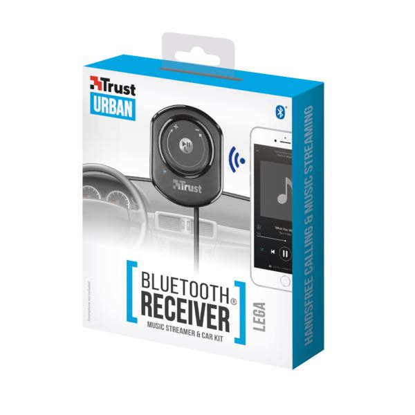 TRUST LEGA 2İN1 BLUETOOTH ARABA KİTİ