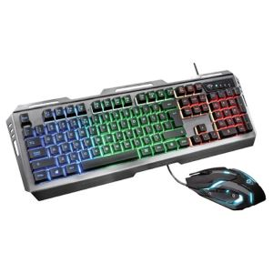 TRUST 22895 GXT845 TURAL GAMING KLAVYE&MOUSE SET