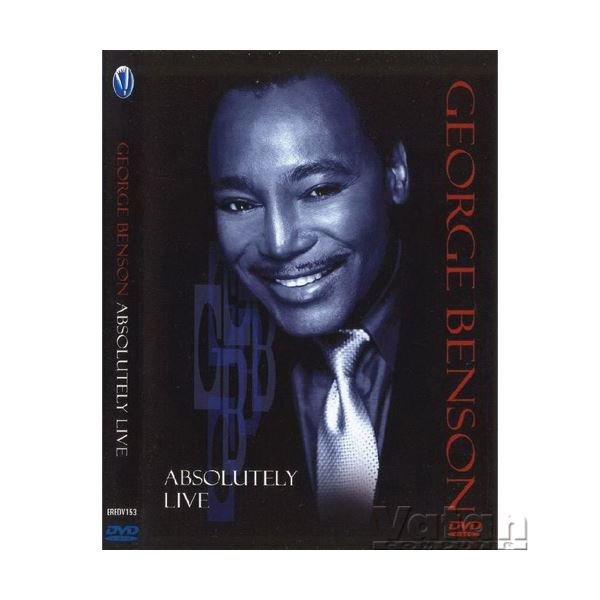 GEORGE BENSON ABSOLUTELY LIVE