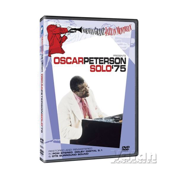 OSCAR PETERSON JAZZ IN MONTREUX 75