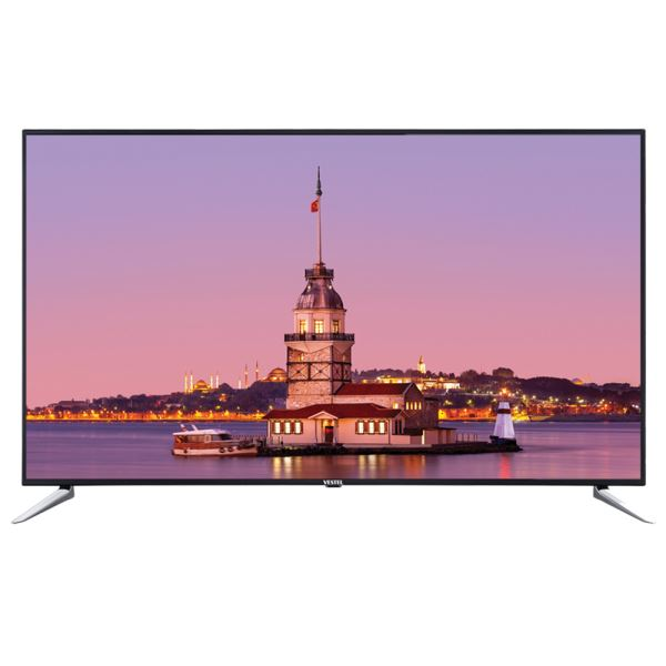 VESTEL 65UA9300 65'' 165 CM 3D UHD SMART SLİM LED TV,HD DAHİLİ UYDU ALICI