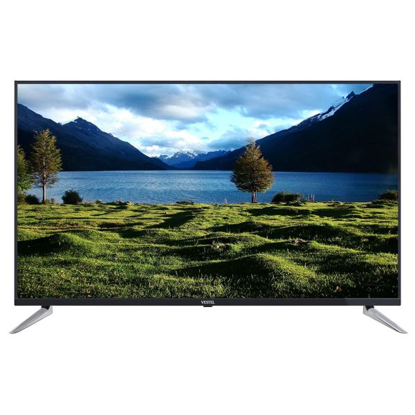 VESTEL 43UA9400 43'' 109 CM UHD SMART SLİM LED TV,DAHİLİ HD UYDU ALICI,4 GÖZLÜK