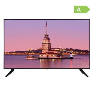 VESTEL 40UB8900 40'' 102 CM UHD SMART SLİM LED TV,HD DAHİLİ UYDU ALICI