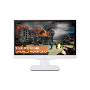 "VIEWSONIC 23"" VX2363Smhl-W 2ms Full HD HDMI/MHL IPS LED MONİTÖR - BEYAZ"