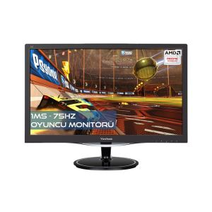 "VIEWSONIC 23.6"" VX2457-mhd AMD FreeSync™ 75 Hz 1MS GAMING MONİTÖR"