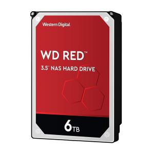 "WD Red 3,5"" 6TB 256MB SATA III 6Gb/s 7/24 NAS"