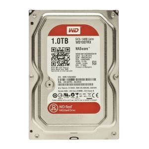 "WD Red 3,5"" 1TB 64MB SATA III 6Gb/s 7/24 NAS"