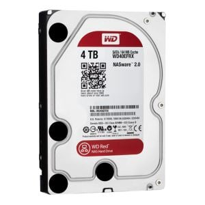 "WD Red 3,5"" 4TB SATA III 6Gb/s 7/24 NAS"