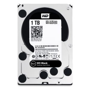 "WD Black 3,5"" 1TB 64MB SATA III 6Gb/s 7200 RPM"