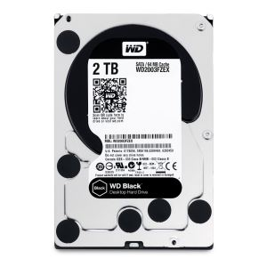 "WD Black 3,5"" 2 TB 64MB SATA III 6Gb/s 7200 RPM"