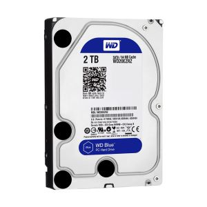 "WD Blue 3,5"" 2TB 64MB SATA III 6Gb/s 5400RPM"