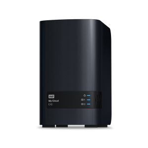 WD 4 TB My Cloud EX2 Ultra Gigabit Ethernet Kişisel Bulut Depolama